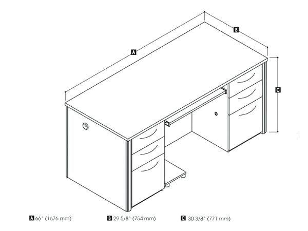 Standard Office Desk Dimensions Adammayfieldco Amazing Office Desk Dimensions