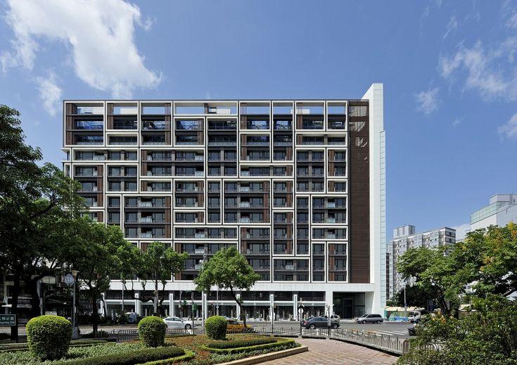 Housing in Taipei / Chin Architects