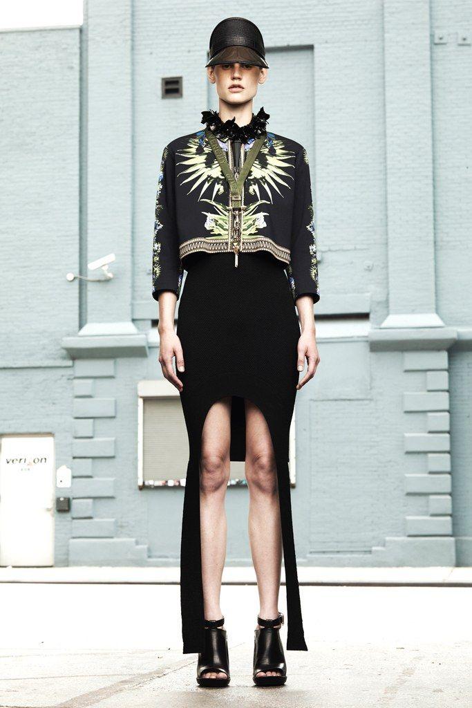 Givenchy Resort 2012 Collection Photos   Vogue