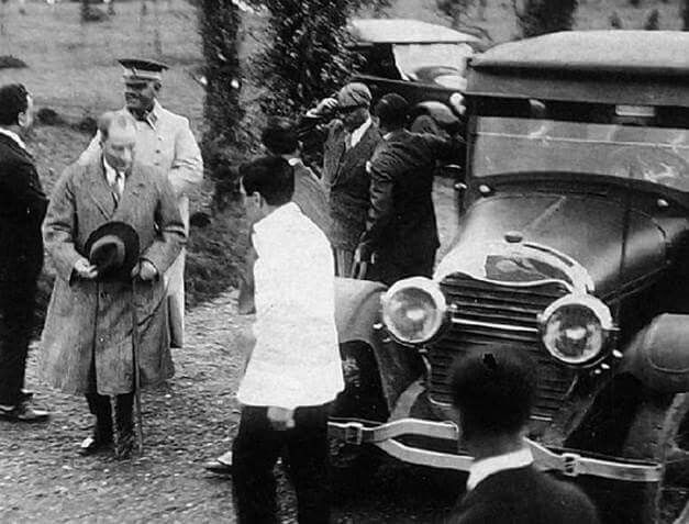 Gazi çiftliği, Ankara 4 mayıs 1935