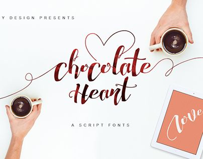 "Check out new work on my @Behance portfolio: ""Chocolate Heart Free Font"" http://be.net/gallery/40629657/Chocolate-Heart-Free-Font"