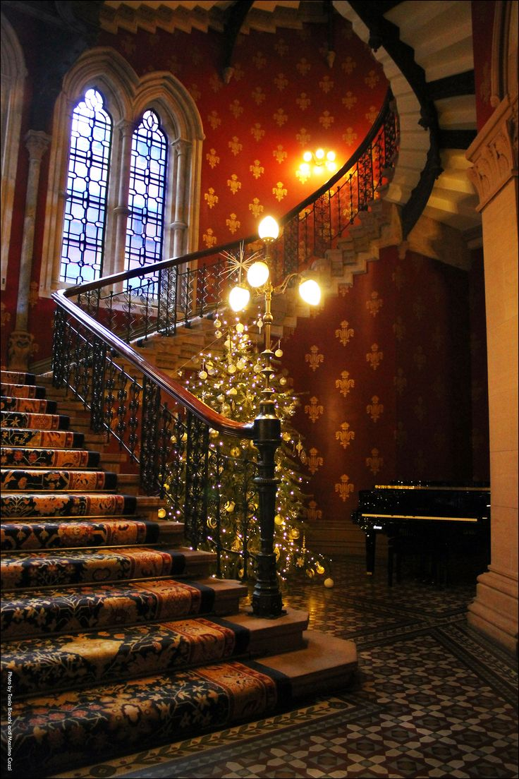 "As the saying goes: ""Elegant Eve of New Year... Elegant all year!"" - St. Pancras Renaissance Hotel London"