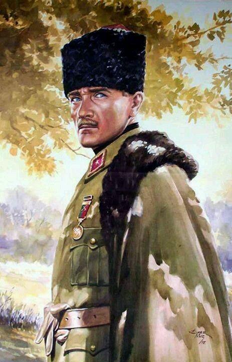 Ata Türk (Mustafa Kemal)