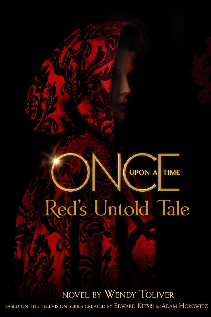 Look!  They have a book for Ruby on OUAT!!