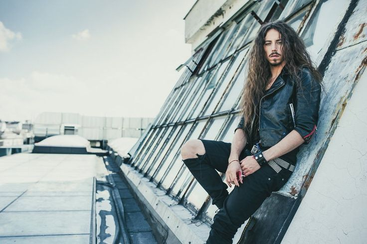 Long haired men you've never seen before // Michal Szpak more photos here...