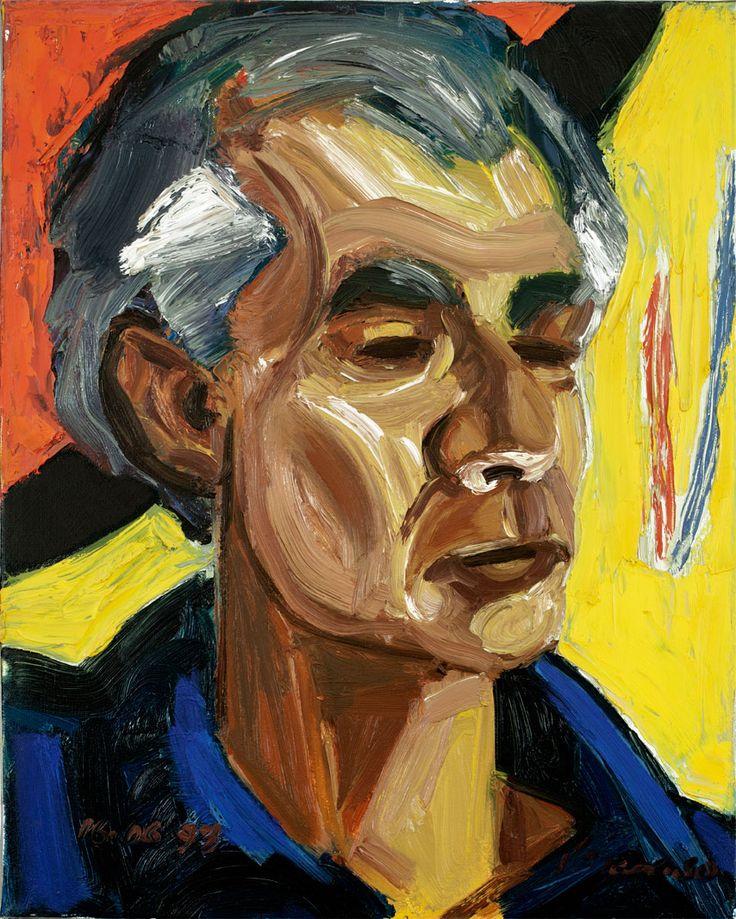 Artist David Bolduc, oil on canvas 16x20 inches. #portraits #painting #art