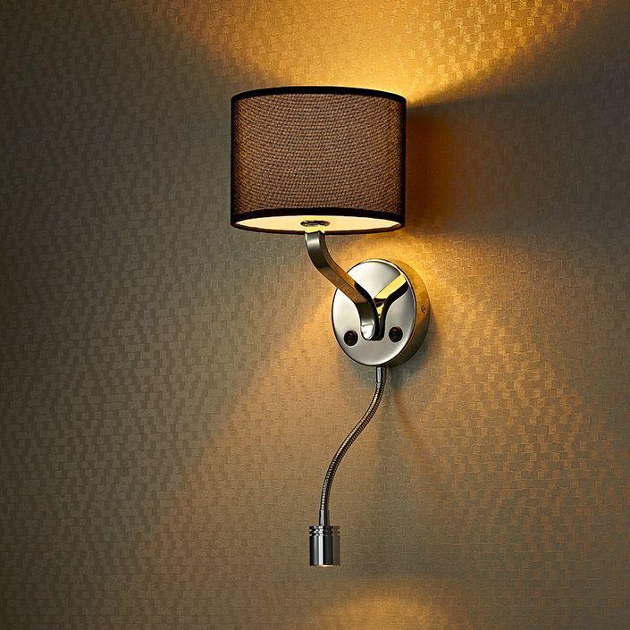 Beste Kopfteil Leselampe Moderne Hotel Stil Nachttisch Wand Lampe