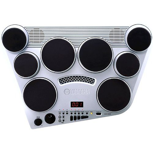 Yamaha DD65 Electronic Drum Pad Premium Package with Headphones, Power Supply, Drum Sticks, and 2 Foot Pedals -  http://www.wahmmo.com/yamaha-dd65-electronic-drum-pad-premium-package-with-headphones-power-supply-drum-sticks-and-2-foot-pedals/ -  - WAHMMO