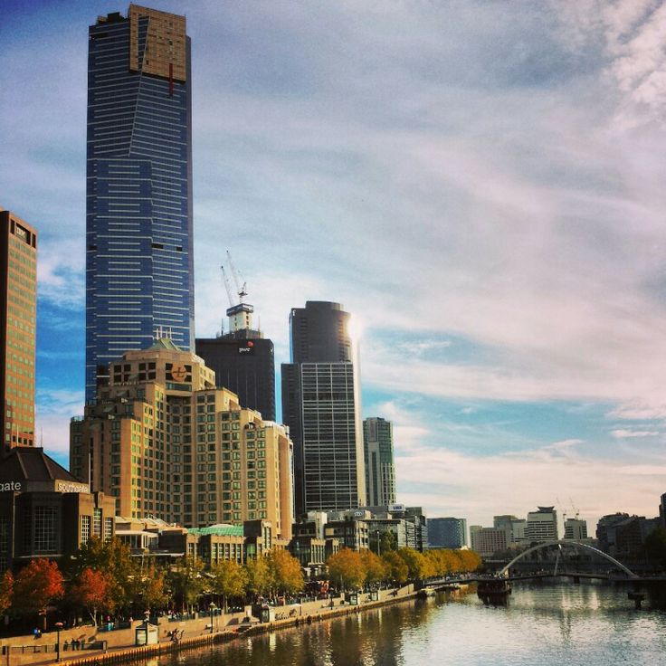 Southbank. Melbourne.
