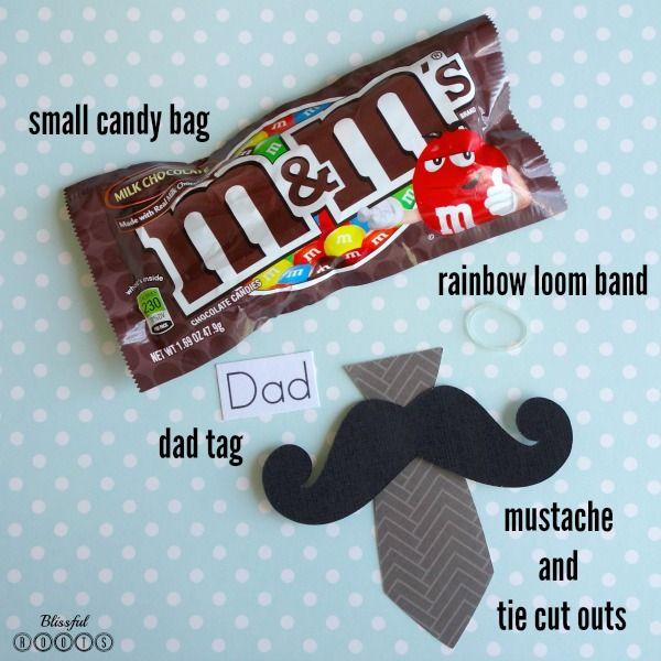 father's day tie treat