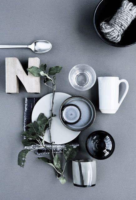 Tables de fêtes par la photographe Line Klein