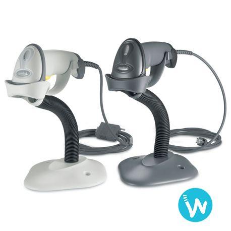 Choisissez un lecteur code barre simple et efficace avec le ZEBRA LS2208 disponible en 3 interfaces| Envoi rapide et soigné sur www.waapos.com