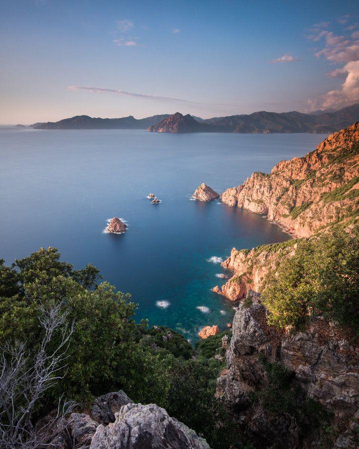 Golfo di Porto, Corsica by Vaidas Mišeikis on 500px
