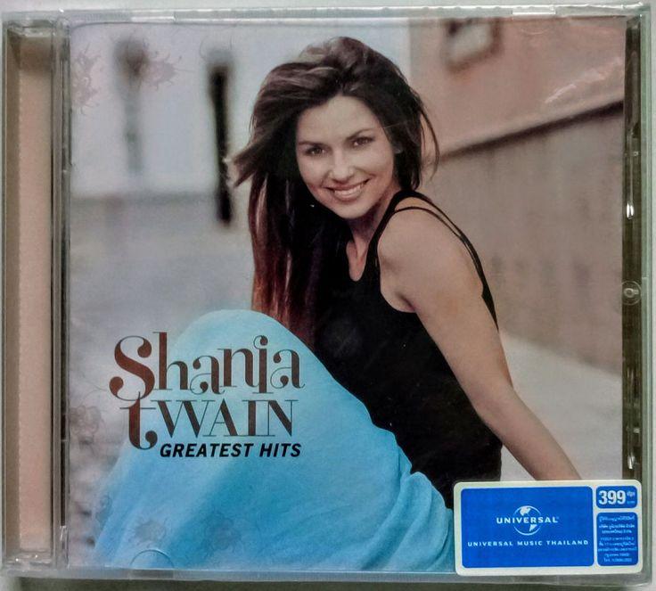 Shania Twain - Greatest Hits / 2004 Mercury Records  [ NEW CD ] Thailand #ContemporaryCountry