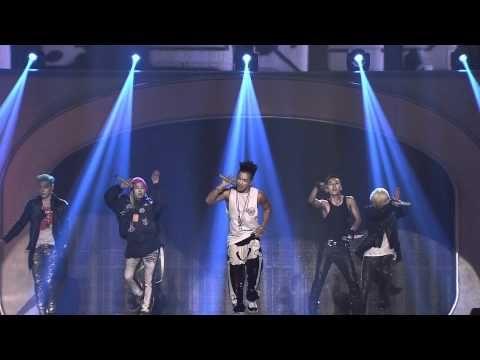 2012 BIGSHOW. BIGBANG ALIVE TOUR. BAD BOY