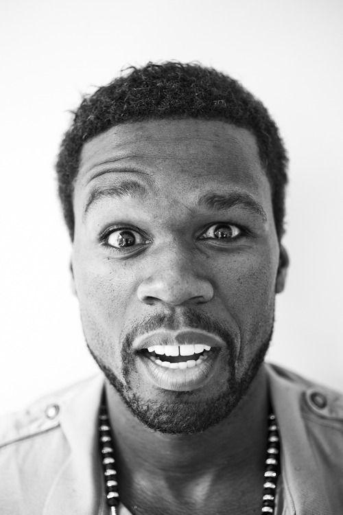 "Curtis ""50 Cent"" Jackson."