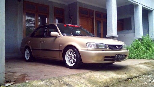 Corolla ae112