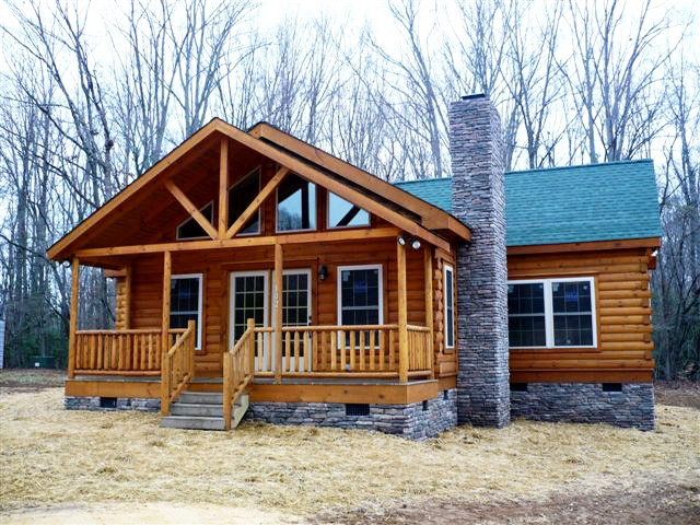 17 Best Images About Flat Rock Log Home Gallery On