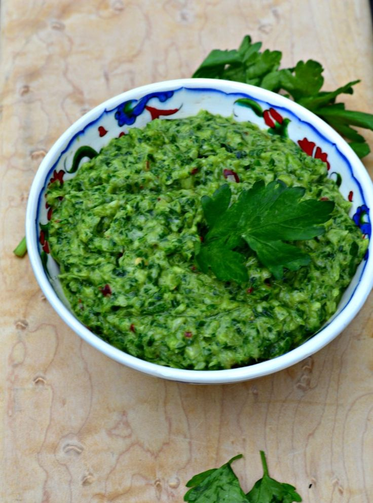 How to make chimichurri, an easy DIY recipe for this South American steak sauce. Try it for dinner tonight!