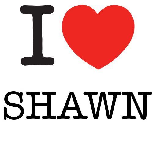 I Heart Shawn #love #heart