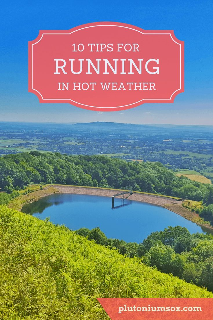 Are you a runner who is unsure about how to cope with hot weather running? These ten tips will help you to prepare to run in the heat. Running in hot weather doesn't have to be a chore but preparation and hydration are key.