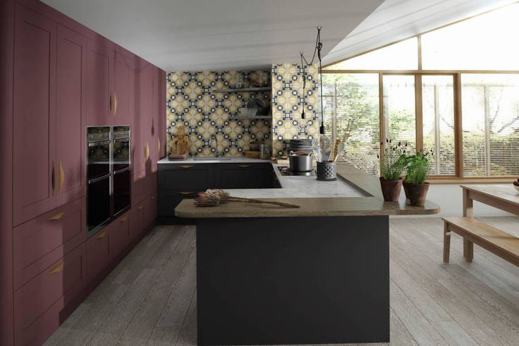 18 best kitchen images on Pinterest | Gray kitchens, Grey kitchens ...