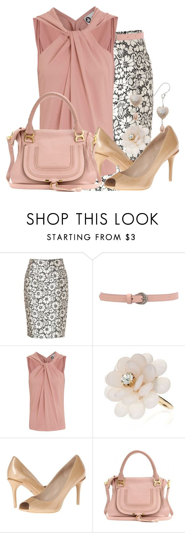 """Untitled #790"" by kimberphoto10 ❤ liked on Polyvore featuring Burberry, Forever 21, Lanvin, Kenneth Cole and Chloé"