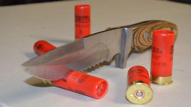 Cut Shells - How To Turn Any Shotgun Shell Into A Slug I'm not saying this is a great idea, or that you should try this. I just thought it was pretty interesting that you could …