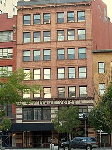 The Village Voice - Wikipedia, the free encyclopedia
