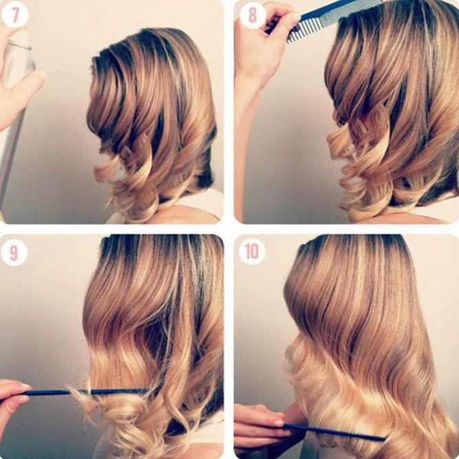 событиями время локоны на средние волосы фото пошагово кодировать человека, пока