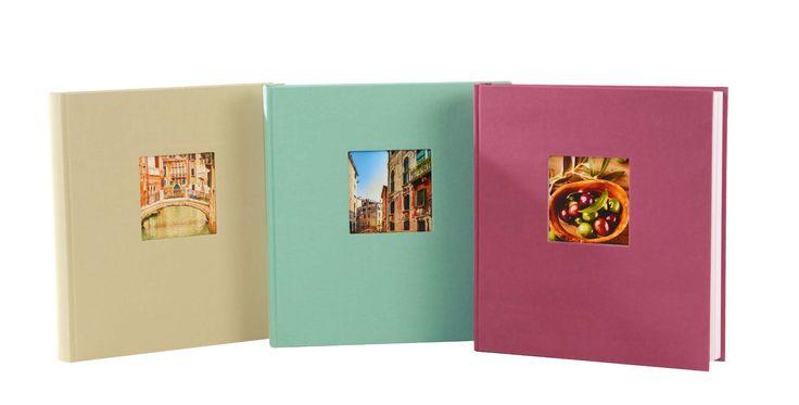 goldbuch Fotoalbum Bella Vista Trend als Fotobuch gebunden