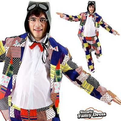 Adult mens 80s 90s comedian chubby brown suit #fancy #dress #costume,  View more on the LINK: http://www.zeppy.io/product/gb/2/261390471298/