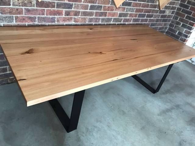 Best 25 Timber Dining Table Ideas On Pinterest Modern