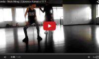 Anaconda – Nicki Minaj | Laurence Kaiwai x 11 YEAR OLD Taylor Hatala #ELEVEN21 Whoa! Nicki Minaj better watch out! This 11-year-old sure has the moves!