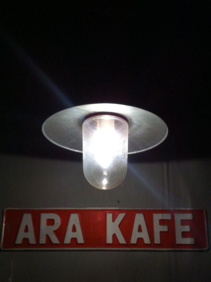 Ara Guler cafe