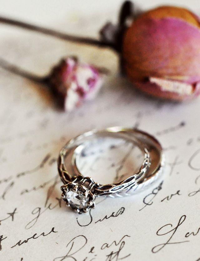 bohemian wedding rings - Bohemian Wedding Rings