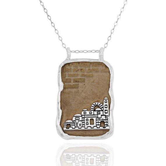 Amazing silver pendant with natural Jerusalem stone #jewelrymaking #jewelrydesign #accessory #accessoires #handmadejewelry #handmade #artist #artsandcrafts #outfitideas #fashion #fashionbloggers #style #silver #finejewelry #girl #womensfashion #momlife #mom #giftsforher #gifts #judaica #judaicajewelry #Jerusalem