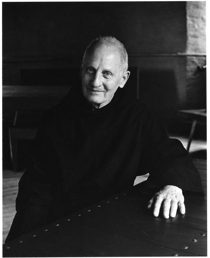 Benedictine monk architect dom Hans Van der Laan (1904-1991).