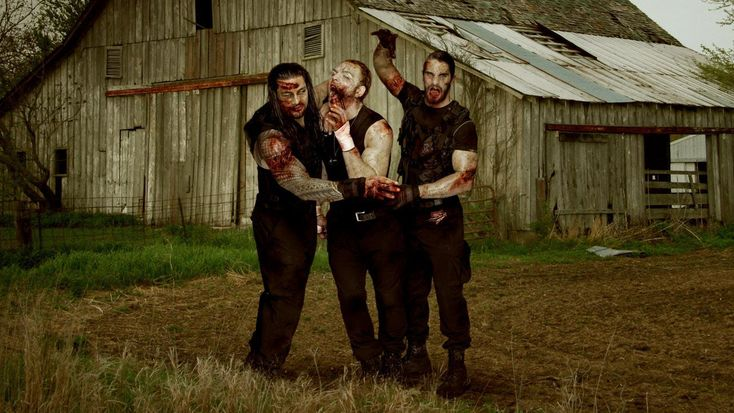WWE Zombies: Ring of the Living Dead | WWE.com | WWE ...