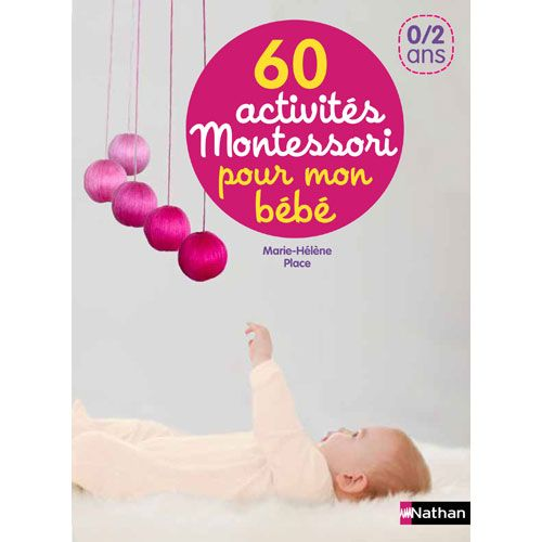 Des activités spécialement conçues pour le bébé, de la naissance à 2 ans pour stimuler ses sens, encourager les activités motrices, développer sa curiosité et sa soif de découvertes. Un sommaire en cinq parties : Préparer l'univers du nouveau-né
