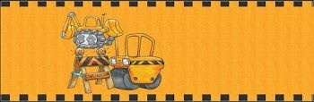 Construction Themed Party: Free Printable Candy Bar Labels.