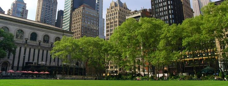 Explore Bryant Park   Courtyard New York Manhattan/Fifth
