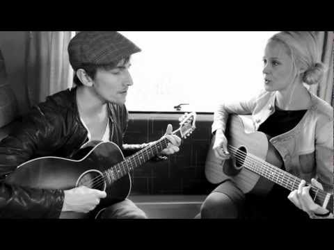 """An acoustic mobile home performance of the duet """"Careful People"""" that Helgi Jonsson and Tina Dico wrote together for his new album """"Big Spring"""""""