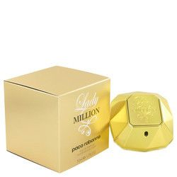 Lady Million by Paco Rabanne Eau De Parfum Spray 1.7 oz (Women)