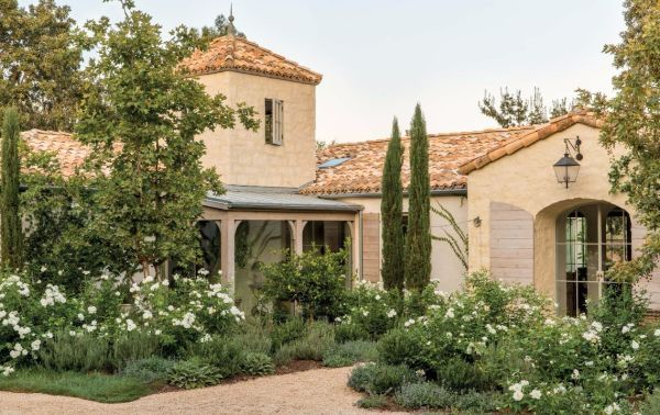 Farmhouses House Beautiful Homes French Interior Design