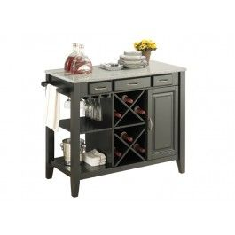 leif kitchen island w granite for the home pinterest islands granite and black