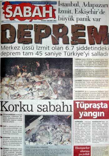 doğal-afetler-ile-ilgili-gazete-haberi