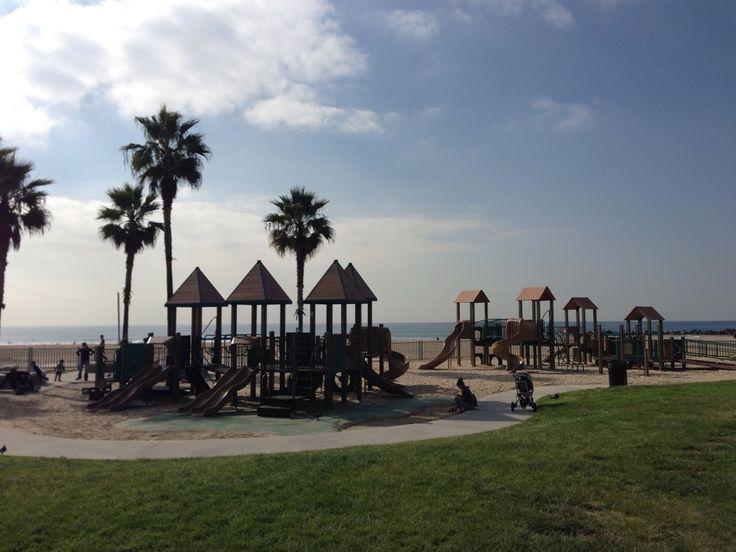 Venice Beach Playground I California