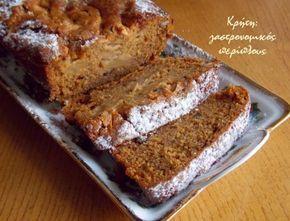 Νηστίσιμο κέικ μήλου στο μπλέντερ ή στο multi! - Κρήτη: Γαστρονομικός Περίπλους