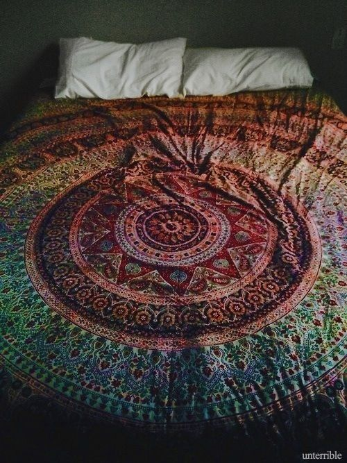 Hippie dreamland!